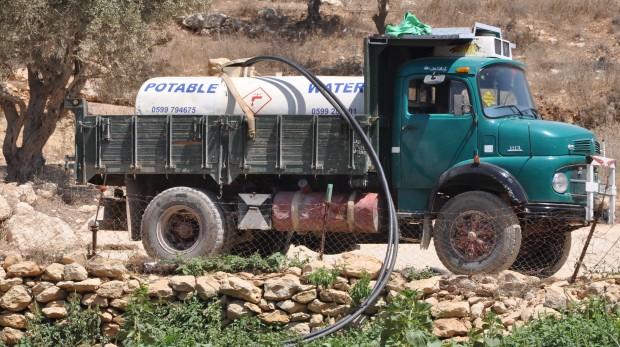 Palæstina-Israel: Mangel på vand forværrer konflikten