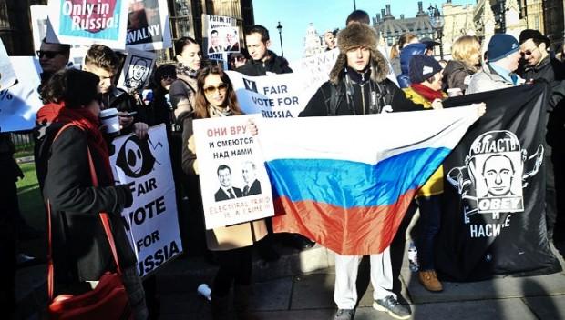 Overblik: Det russiske præsidentvalg