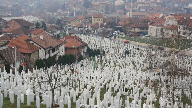 Bosnien-Hercegovina: Unge fanget i etnisk opdeling