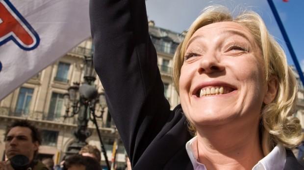 Fransk præsidentvalg: De unge stemmer på nationalistpartiet