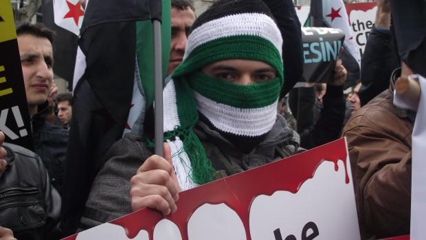 Free Syrian Army om splittelsen i oppositionen: Frihed først – politik bagefter