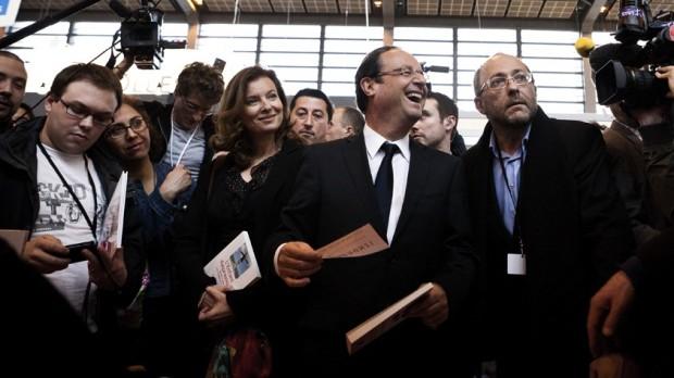 Fransk præsidentvalg: Vejen til det første forudsigelige resultat