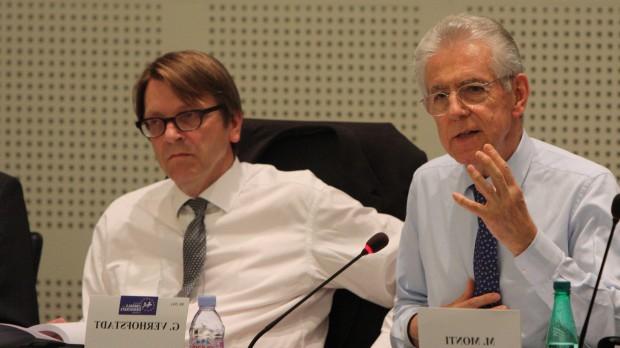 Silvia Francescon:  Monti har reddet Italiens økonomi, men italienerne lider stadig
