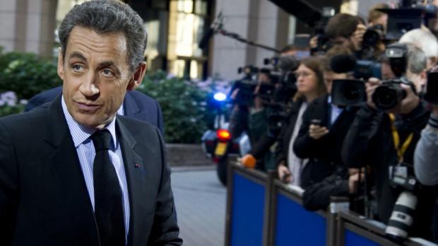Sarkozy: Handlekraftig populist på vakkelvorn knivsæg