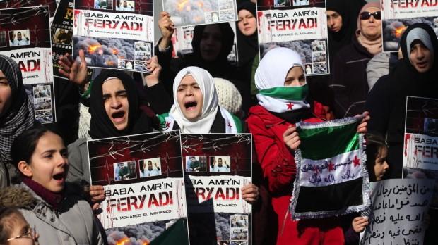 Rasmus Helveg om Syrien:  Nej til at give oprørerne våben / Intet alternativ til den nuværende politik