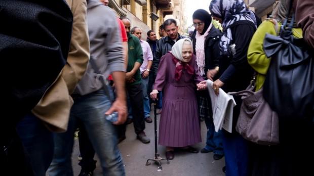 Valg i Egypten: Demokratitest