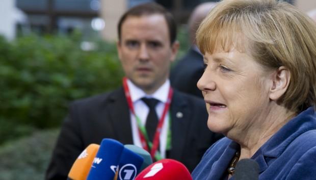 Grahame Thompson: Jeg frygter for Europa