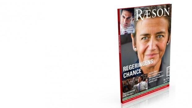 Nu kommer RÆSON11:Mere end 25 artikler, 84 sider i megaformat