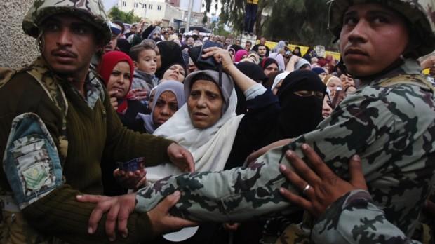 RÆSON i Kairo: Jeg stemmer, inshallah