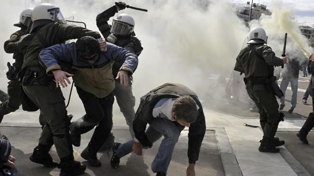 Græsk valg: Ekstremismen slår igennem på søndag