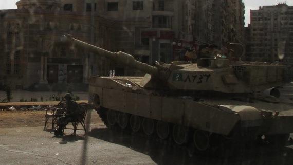 RÆSON i Kairo: Folket frygter, militæret vil klamre sig til magten
