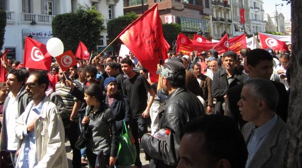 RÆSON i Tunesien: Befolkningen hungrer efter demokrati