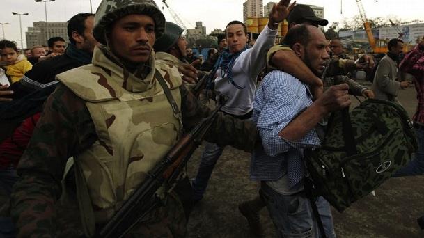 Helle Lykke Nielsen: Militæret spiller altafgørende rolle i Det Arabiske Forår