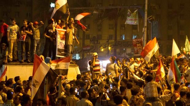 Egypten: Broderskabet vandt præsidentposten. Militæret har magten