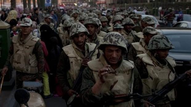 RÆSON i Kairo: Militæret kupper revolutionen kort før valget