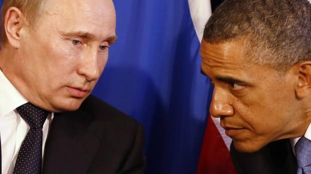 Syrien: Magtkampen mellem USA og Rusland tager til
