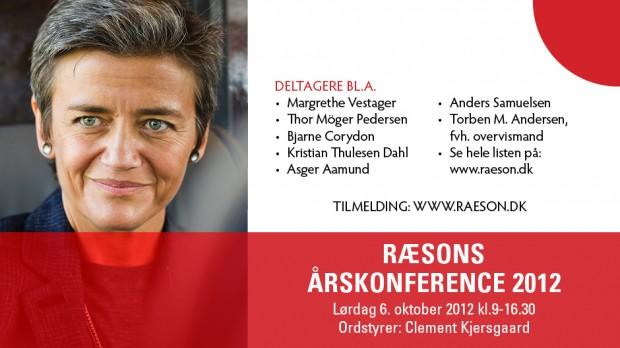 RÆSONs Årsdag 2012Lørdag 6. oktober kl.09.00-16.30