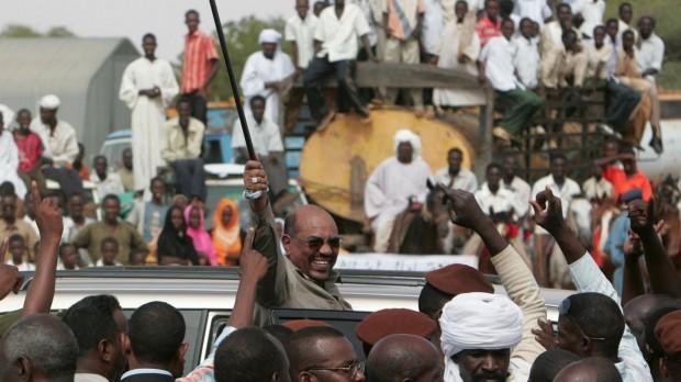 Sudan: Al-Bashir vakler