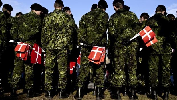 Forsvarsforlig: DF afviser ikke længere at opsige forsvarsforliget og indgå et nyt