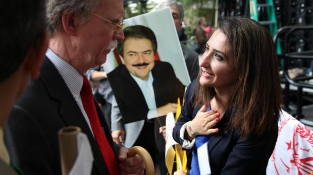 RÆSON i New York: Iranere og amerikanske politikere kræver regimeskifte