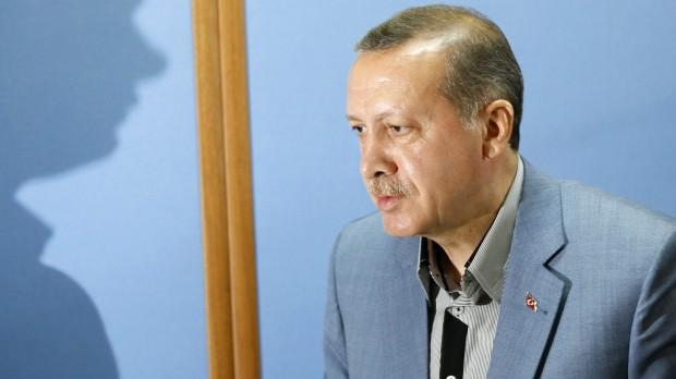 Erdogans forfald: Tyrkiets hvide parti har fået smuds på hænderne