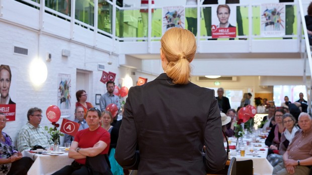 Borgmester Thomas Gyldal (S): S har et projekt, men mangler klar politik