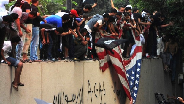 Mads Fuglede om Muhammedkrisen 2.0:Valgkampen stopper ved USA's grænser