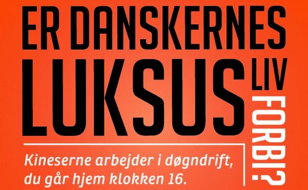 RØDDINGDØGNET: Er danskernes luksusliv forbi?