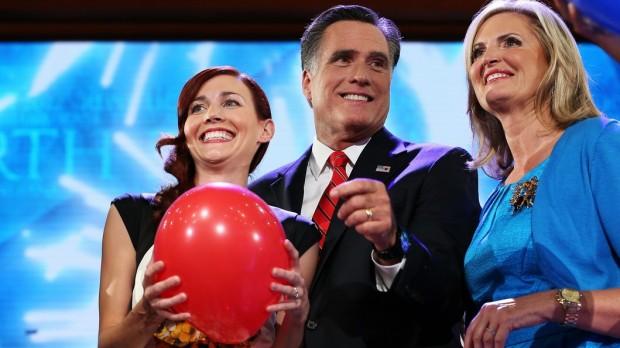 Status efter konventerne: Obama og Romney står stadig lige