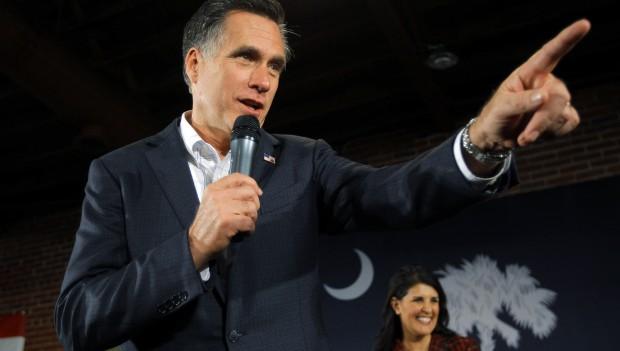 Niels Bjerre-Poulsen: Demokraterne skal gøre Romney til Mr. Burns igen