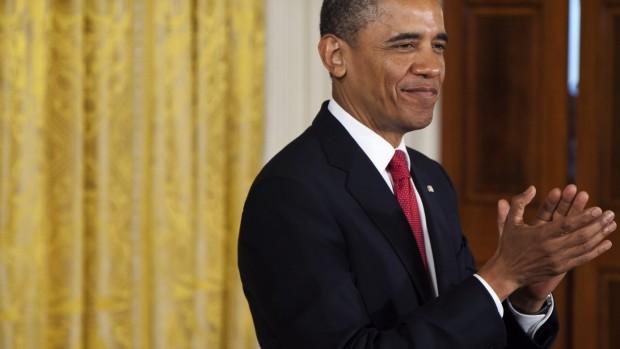 Valgkampsretorik: Obama vil hellere tale om før og efter end nu og her