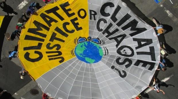 Præsidentdebat: Ikke et ord om klimaet