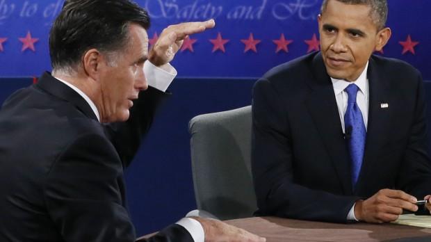 Præsidentdebatter: Obama vandt til sidst, men tabte forspringet undervejs