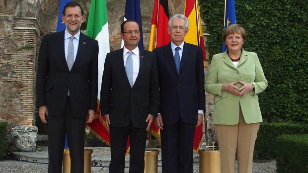 Tyskland i krisen: Euroen er skyld i de største spændinger i Vesteuropa siden anden verdenskrig