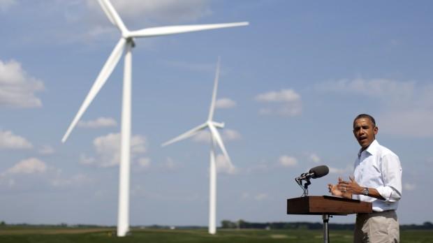 Præsidentvalg: Her slås Obama og Romney om USA's energipolitik