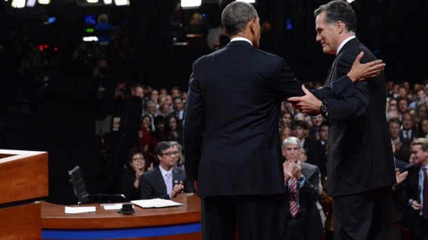 Præsidentvalg: Derfor vandt Romney den første TV-duel