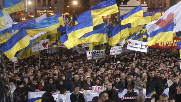 Valg i Ukraine: Hvis præsidentens mænd vinder i dag, taber de i 2015