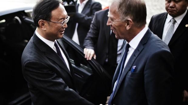 Damien Degeorges: Danmark skal indse, at Grønland er stormagtspolitik