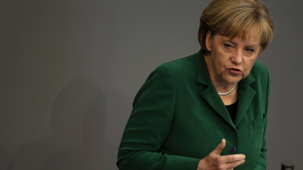 Wind svarer Christen Sørensen: Merkel er ikke for fremtrædende, hun er for tilbagelænet