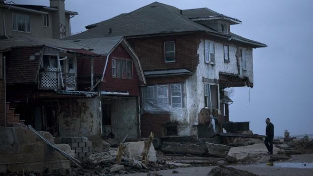 Efter Sandy:Obama og Romney vil stadig ikke diskutere klimapolitik