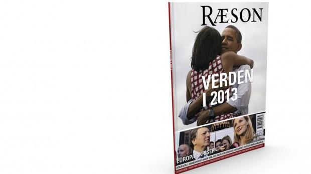 RÆSON12: Verden i 2013Er udkommet Abonnement: 250/året