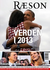 RSON12: VERDEN I 2013/EUROPAS KRISER [DECEMBER 2012]
