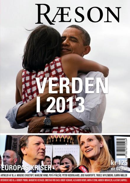 RÆSON12: VERDEN I 2013/EUROPAS KRISER [DECEMBER 2012]