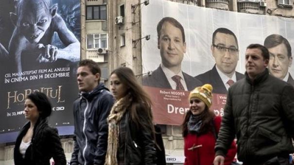 Valg i Rumænien: Spild af skatteydernes penge