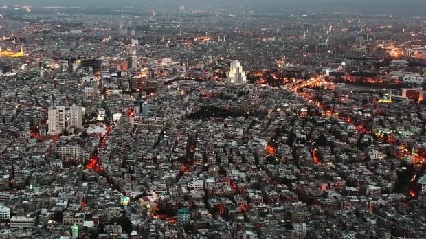 NYHEDSPERSPEKTIVPakzad om Syrien: De islamistiske militser vinder terræn – også i Damaskus