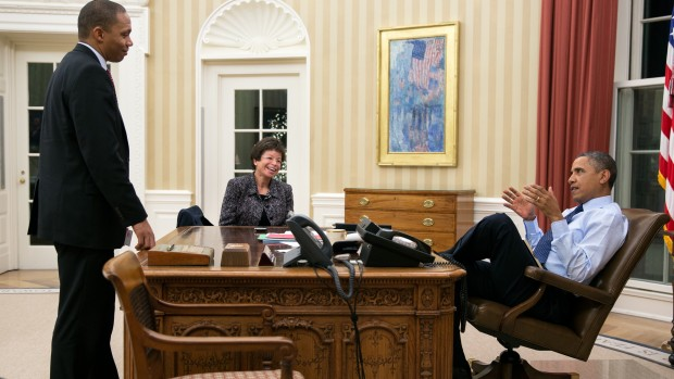 Indsættelsestale: Sådan skrev Obama sig ind i historiebøgerne