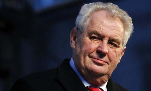 Tjekkiets nye præsident:  Et plus for EU