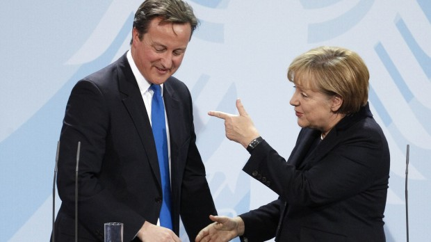 Storbritannien i 2013: EU-exit en mulighed
