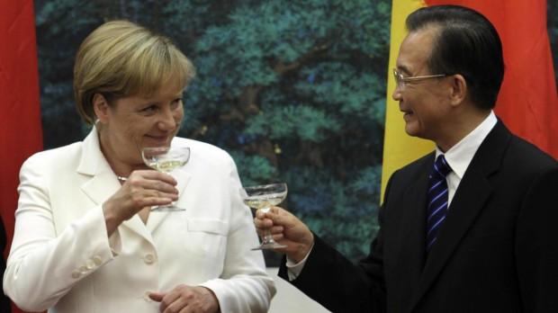 Tyskland i 2013: Asien er vigtigere end Europa