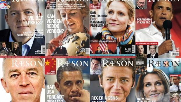 Nu lancerer RÆSON kvartalsmagasin til kioskmarkedet: RÆSON Kompakt